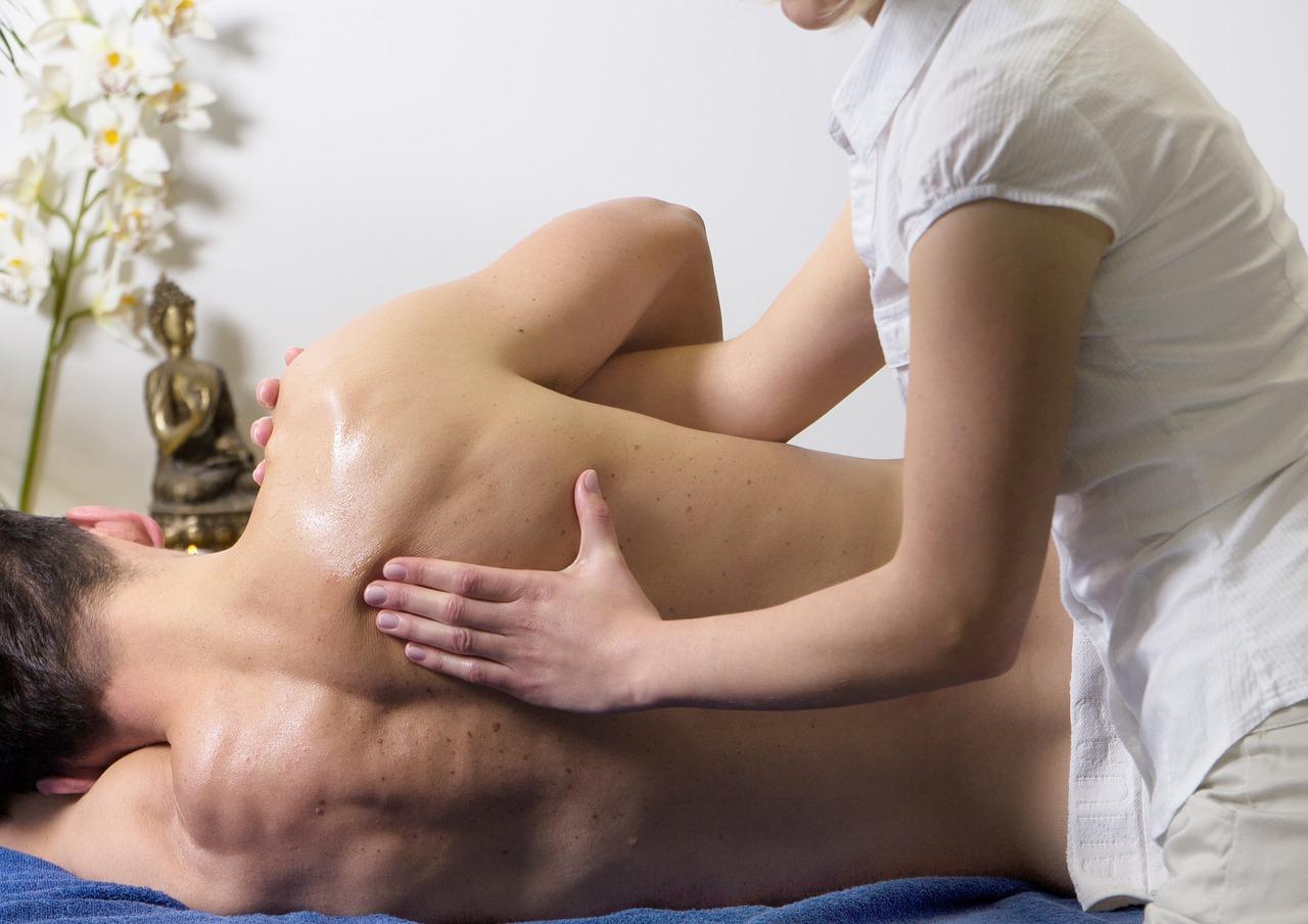 Masaż pomoże nam w bardzo wielu przypadkach
