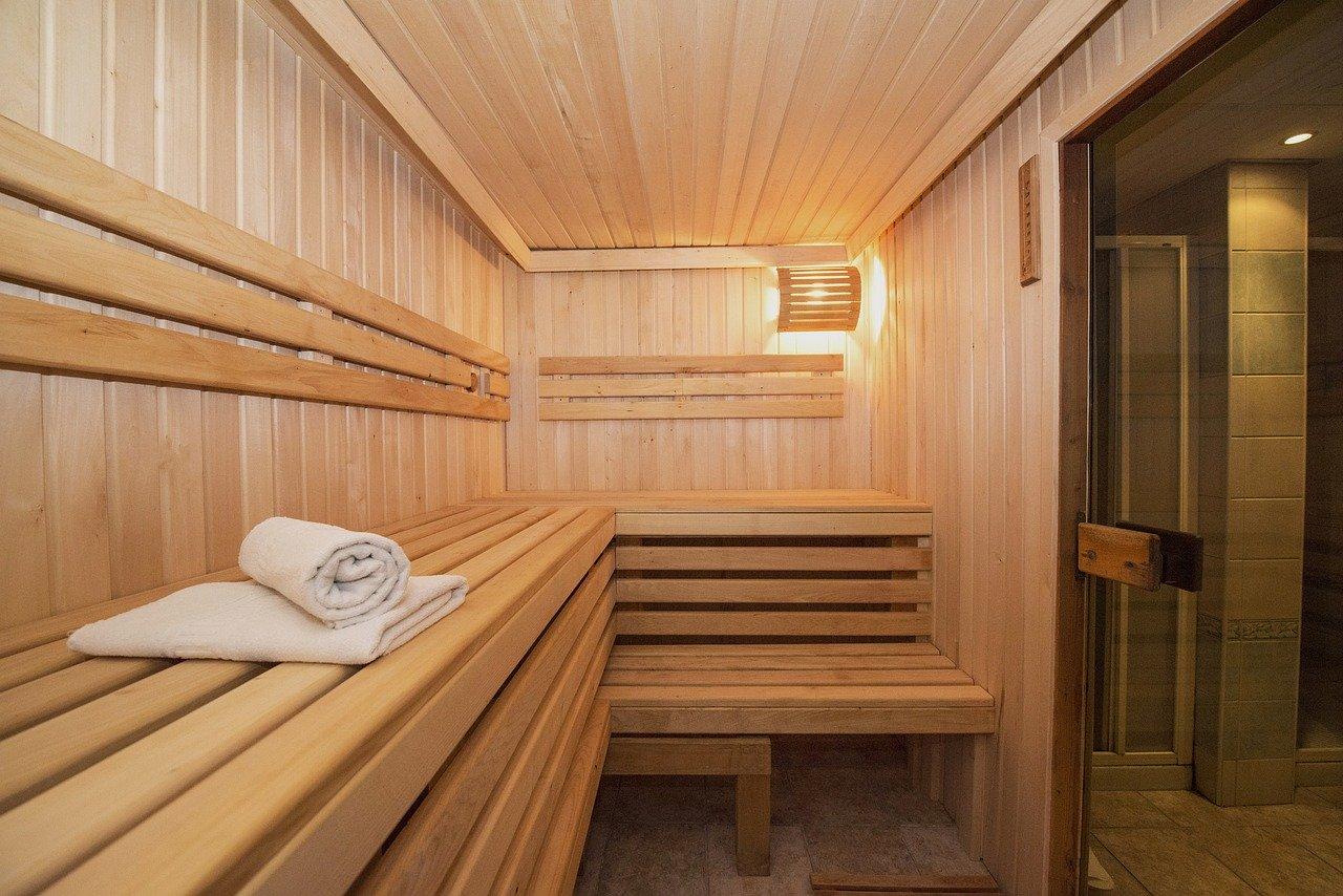 Fińska sauna w domu