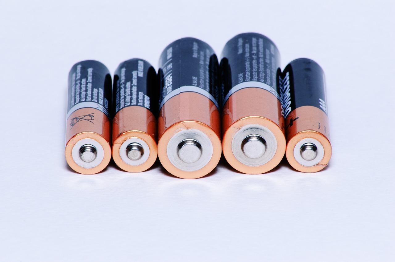 Parametry baterii i akumulatorów