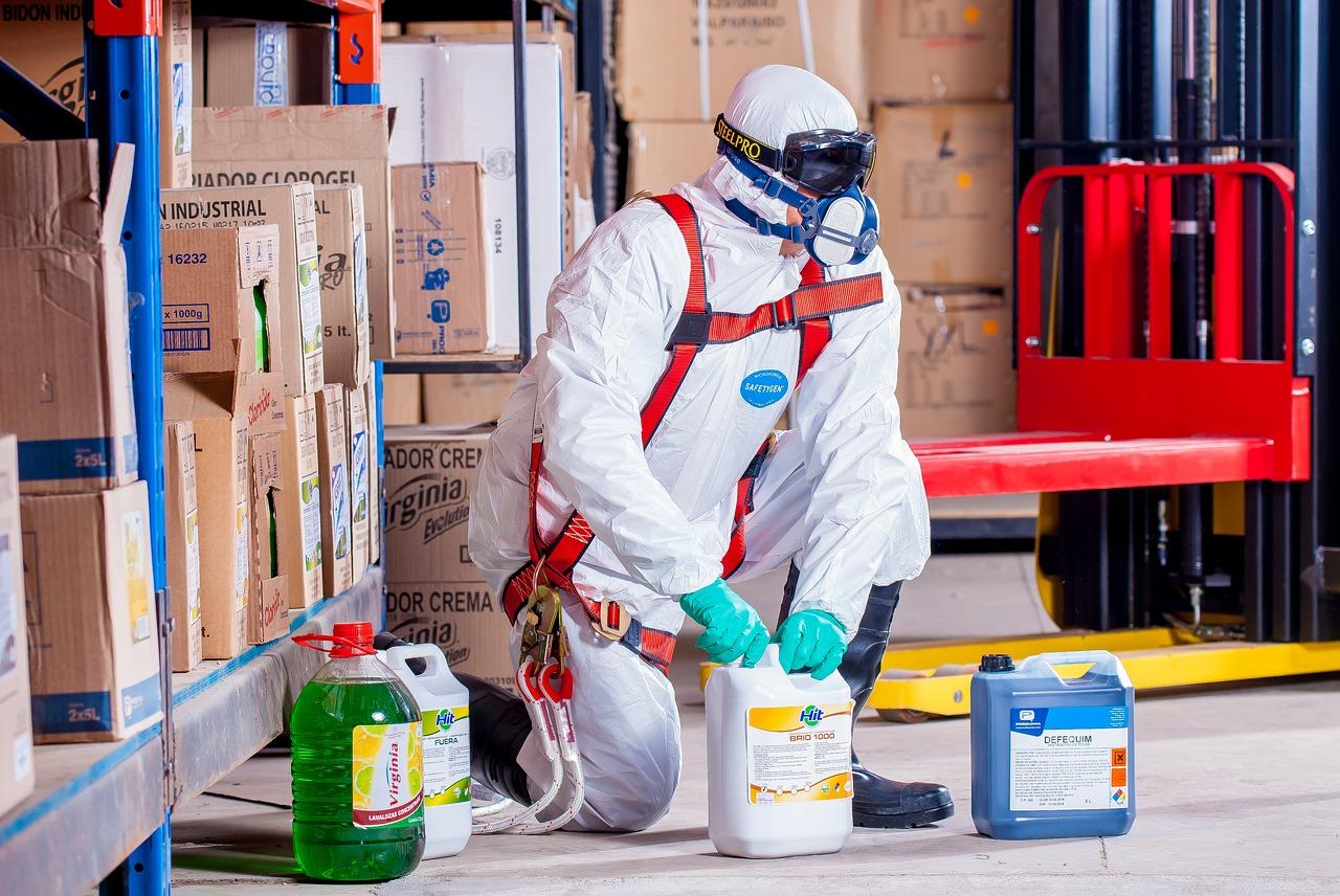 Bezpieczna odzież robocza dla pracowników